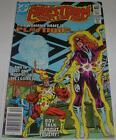 FURY OF FIRESTORM #7 (DC Comics 1982) 1st appearance of PLASTIQUE (VF-)