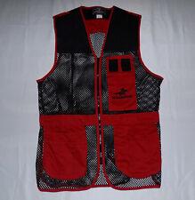 WINCHESTER Trap Vest for Men-Size Medium-color Red/Black-Ventilated-Brand New !!