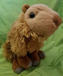 "Wild Republic Cuddlekins Capybara South American Rodent 12"" Plush Stuffed Animal"