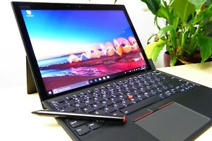 CAPTAIN NOTEBOOK: LENOVO X1 TABLET 3.GEN i5-8250U 8G 512GB LTE IR-CAM PEN WIN