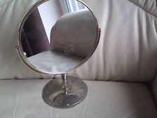 Vintage Elite 4x Magnification  Swivel  Rimmed Mirror -used,27.4 CMS HIGH APPROX