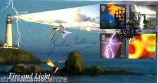 2000 Fire & Light-SCOTT-Ufficiale firmato da meldrew Graham