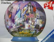 PUZZLE...JIGSAW..RAVENSBURGER... Puzzle Ball..54pc