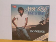 "SINGLE 7"" - ANDY GIBB - TIME IS TIME"