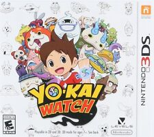 Yo-Kai Watch (Nintendo 3DS, 2015) Brand New