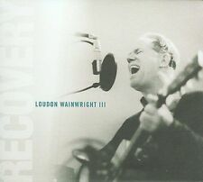 FREE US SH (int'l sh=$0-$3) USED,MINT CD Loudon Wainwright III: Recovery