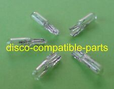 Land Rover Discovery Dashboard & Console Light Bulbs x5