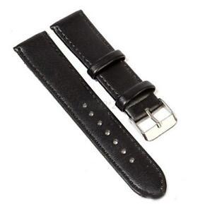 Unisex  Men Women PU Leather Watch Band Buckle Strap Wristwatch Bands 8 Size