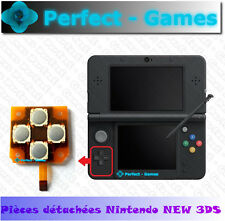 Pavé bouton gauche directionnel inner left D-PAD direction NINTENDO NEW 3DS