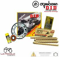KIT TRASMISSIONE RACING DID CATENA CORONA PIGNONE DUCATI MONSTER 1200 - S 2014