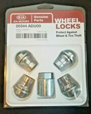 Kia Motors Genuine Parts Wheel Lock Set 00344ADU00