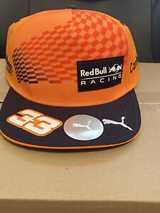 """Max Verstappen Puma Special Edition """"King's Day"""" Hat"""