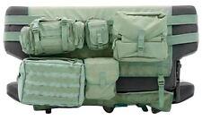 Jeep CJ Wrangler YJ TJ GEAR Rear Seat Cover MOLLE OD 76-06 Smittybilt 5660231
