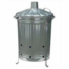 GALVANIZED METAL MINI INCINERATOR 15 LITRE. 850066