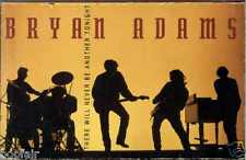 BRYAN ADAMS - THERE WILL NEVER BE ANOTHER TONIGHT 1991 UK CASSINGLE CARD SLEEVE