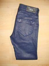 Diesel Womens 'Livier-Sp' Indigo Jeans W25 L32 BNWT RRP£145 Super Slim Jegging