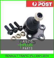 Fits RENAULT TRAFIC (FL) 2001-2014 - Ball Joint Front Lower Arm