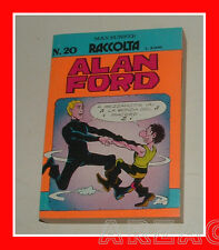 Raccolta ALAN FORD 20 Supplemento Alan Ford 252 MBP 1990