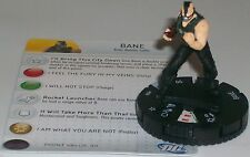 BANE #204 The Dark Knight Rises DC HeroClix mass market exclusive