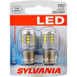 Turn Signal Light Bulb-Sedan Sylvania 1157SL.BP2