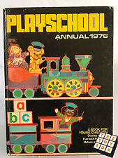 Playschool Annual Book 1976 1