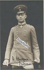 AK Flieger/Pilot Leutnant Kurt Wintgens  /Sanke 378  (U603)