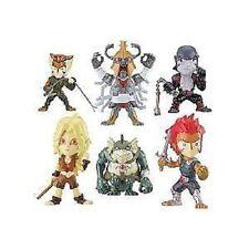 Thundercats Coll. Stylized 6 Pack Lion-O,Cheetara,Panthro,Tygra,Mumm-Ra,Slithe