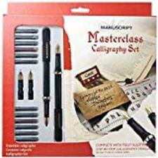 Manuscript Masterclass Calligraphy Set