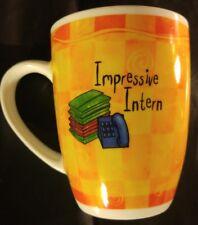 History & Heraldry Fine Porcelain Impressive Intern Coffee Mug