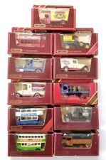 Matchbox Models of Yesteryear Lot Of 11 Vehicles Mack Ford Talbot Preston