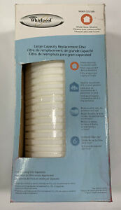 Whirlpool Large Capacity Filter Cartridge WHKF-GD25BB 6 Months Whole House NIB