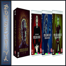 Hellraiser Trilogy - Blu-ray Region B