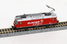 Kato 3102-2 Alpine Locomotive Ge4/4 II Glacier Express (N scale)