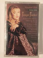 Brand New Sealed Tanya Tucker Cassette Greatest Hits 1990-1992