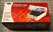 Belkin Diskette Case. 3.5 Floppy Disk. Plastic flip case / box NEW
