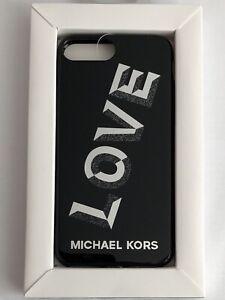 MICHAEL KORS Love Plastic Case iPhone 7-8 Plus