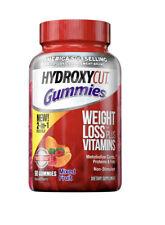 Hydroxycut Weight Loss Supplement, Mixed Fruit Gummies, 90