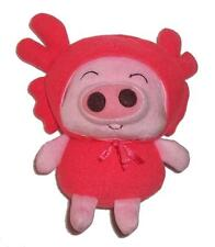 New Animals Pigs McMug Red Plush Toy Doll Figure
