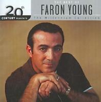 FARON YOUNG - 20TH CENTURY MASTERS - THE MILLENNIUM COLLECTION: THE BEST OF FARO