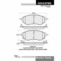 StopTech 309.10780 Front Disc Brake Pad-Sport Brake Pad For 10-17 Subaru Outback
