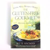 The Gluten-Free Gourmet Living Well Without Wheat Revised Ed By Bette Hagman