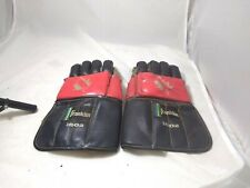 Vintage Franklin 1602 Hockey gloves