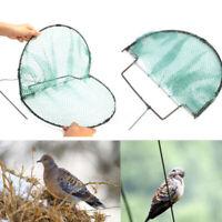 49X30cm Sparrow Starling Bird Net Mesh Humane Live Trap Hunting Heavy Duty
