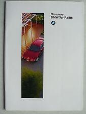 PROSPEKT BMW 7er e 38 - 730i/l, 740i/l, 750i/l, 1.1994, 60 pagine