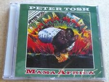 PETER TOSH Mama Africa SOUTH AFRICA Cat# CDCCP 1040 Ships to USA $10