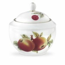 Sugar Bowl Gold Royal Worcester Porcelain & China