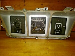 1978 Ford Bronco Instrument Cluster fits F100 F150 F250 351 428 429 460 Motor
