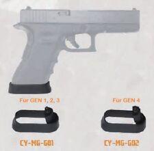 Cytac Magwell magazine juge Jet Funnel tuning pour Glock modèles Gen 1, 2, 3