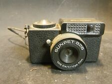 Vintage Bazooka Sunpet 826 (126 Cartridge Film Very Good Condition