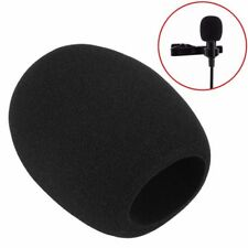 Pop Filter Windscreen Microphone Sponge Foam Cover Blue Yeti Pro Mic Black S49